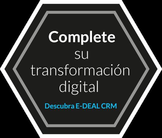 E-DEAL, un CRM por una transformación digital