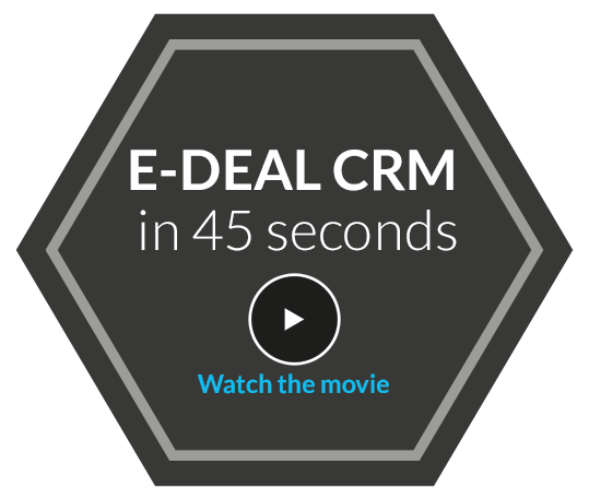 E-Deal in 45 seconds