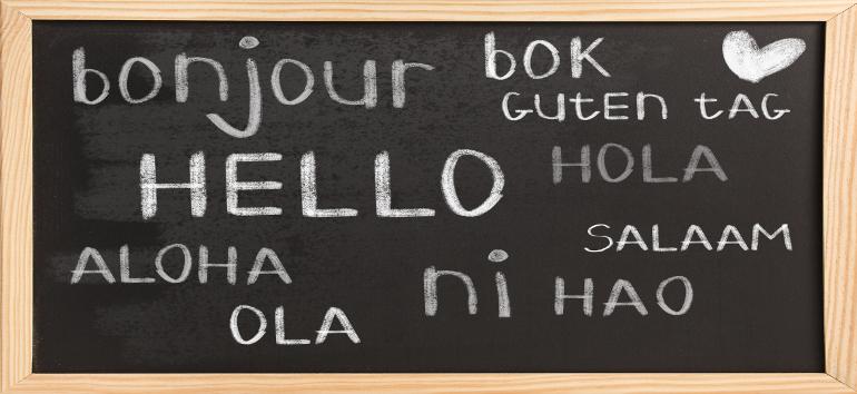 Relation Client multilingue - Blog E-DEAL