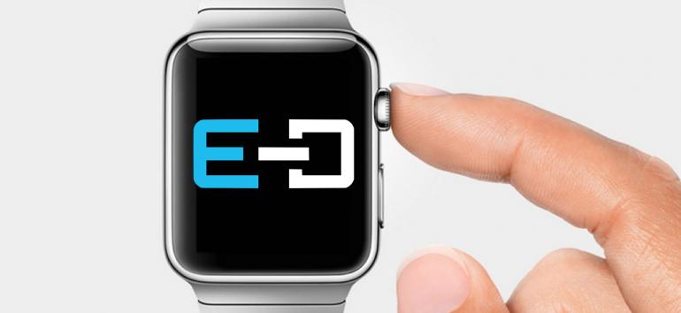 Un CRM pour votre montre connectée