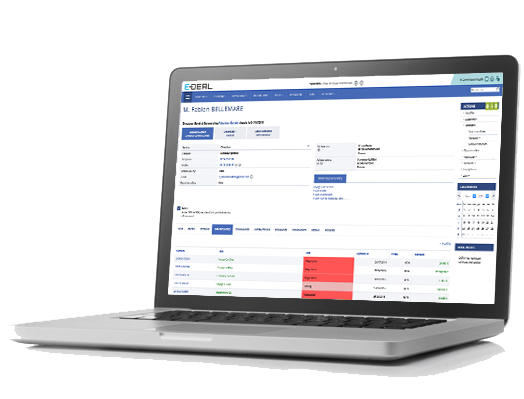E-DEAL CRM, la solution de GRC innovante de votre force de vente