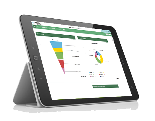 E-DEAL CRM, the Business Intelligence solution tailored for managers