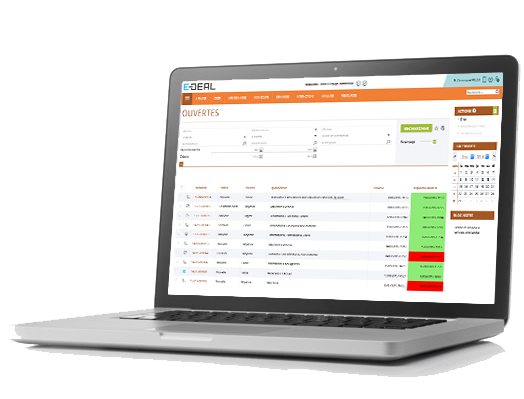 A CRM to manage the requests of your users, policyholders and constituents