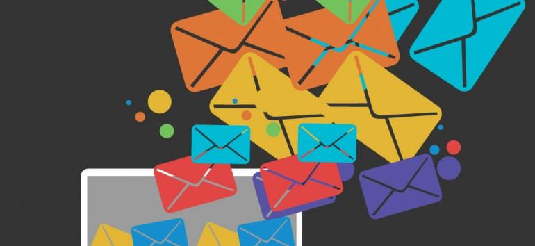 email, pression digitale et CRM