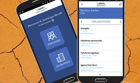 CRM mobile, mobilité