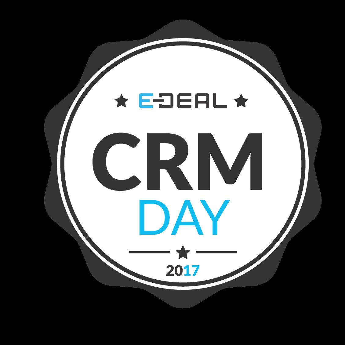 Le concept du E-DEAL CRM Day