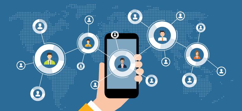 Las Redes sociales aclamadas por las empresas en 2017