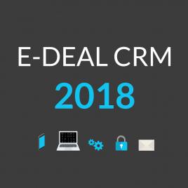 nueva versión E-DEAL CRM