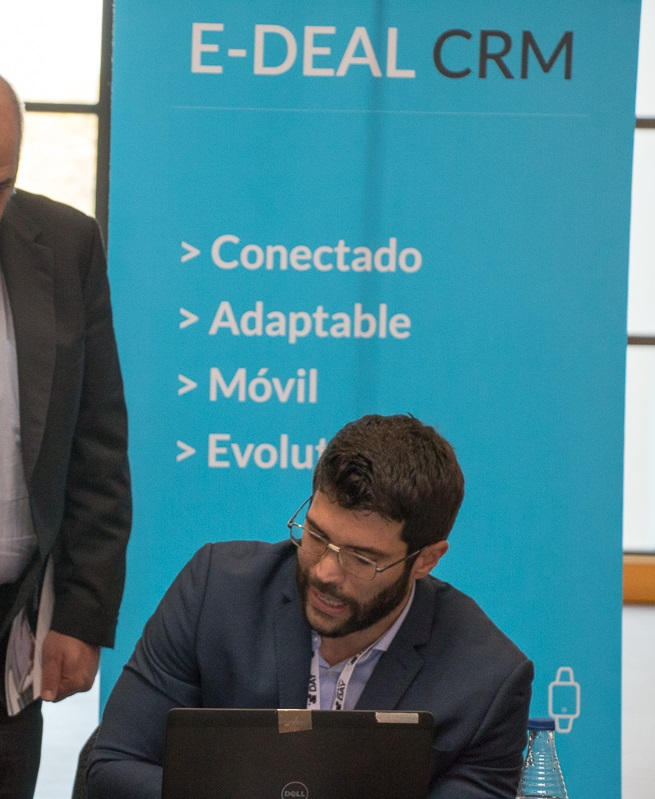 E-DEAL participa en el ERP & CRM day